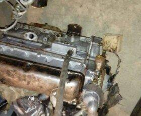 Двигатель 417 УАЗ с хранения
