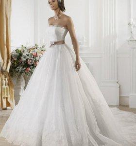 Love Bridal London (цвет айвори)
