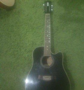 12-струнная гитара Amati