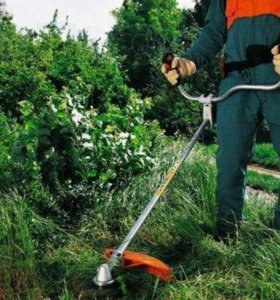 Покос травы .Быстро качественно и недорого