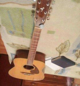 Гитара Yamaha fg730s с чехлом, торг