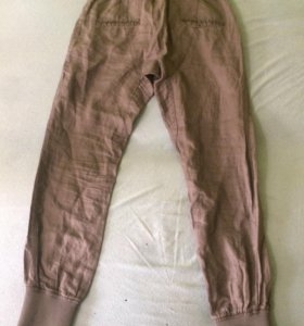 штаны(джогеры) от zara
