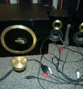 Акустическая система SWEN MS-1085 Gold