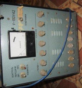 Усилитель радиовещательный У-100 у 4.2