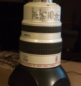Canon video lens 16x zoom xl 5.5-88mm