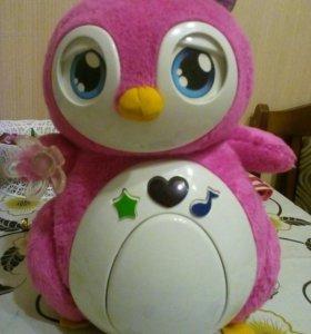 PENBO.Интерактивная игрушка пингвиненок