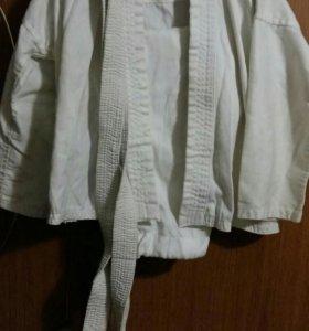 Кимано для занятий карате