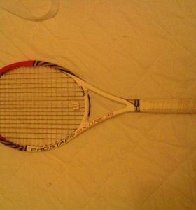 Теннисная ракетка бу Wilson ProStaff Six.One 95