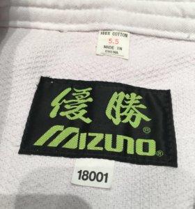 Новое ‼️Кимоно для дзюдо mizuno 5.5