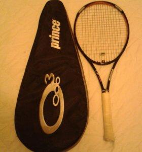 Теннисная ракетка бу Prince O3 Tour MidPlus