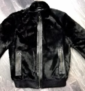 НОВАЯ шуба куртка из нерпы