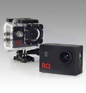 Новая экшн камера BQ Adventure