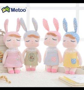 Игрушка Кукла-зайка для сна