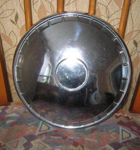 хромированный колпак ваз 2101-2103