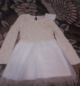 Платье детское(6-8 лет, 128 см)