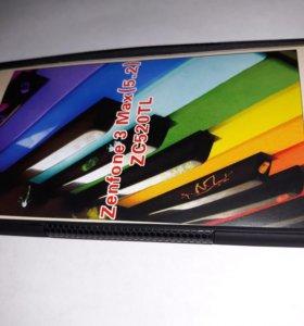 Чехол (бампер) на Asus Zenfone 3 Max (ZC520TL)