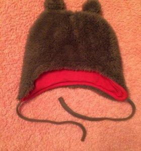 Плюшевая шапочка