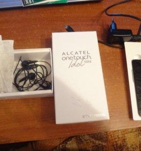 телефон Alcatel One Touch Idol Mini 6012X