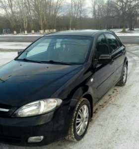 Chevrolet Lacetti 1.6AT, 2009, хетчбэк
