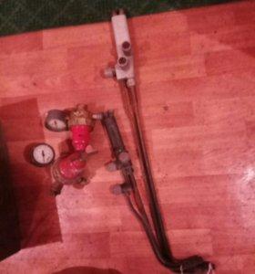 Резаки газовые с редукторами