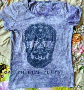 Мужская фирменная футболка 46-48