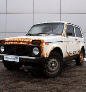 ВАЗ (Lada) 4x4, 2008