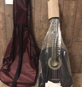 Новая Гитара акустическая