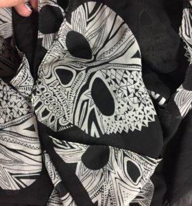 Шарф платок дизайнерский