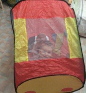 Детская палатка (паровоз)