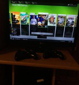 Xbox360 прошитая