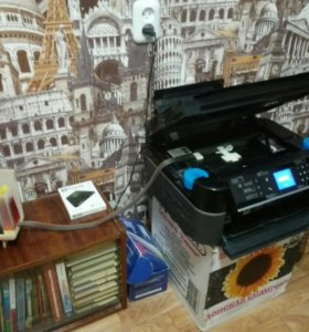 Мфу принте сканер Epson Stylus Photo TX650