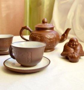 Сервиз чайный китайский
