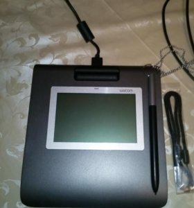 Планшет для цифровой подписи STU-500 с ЖК-дисплеем