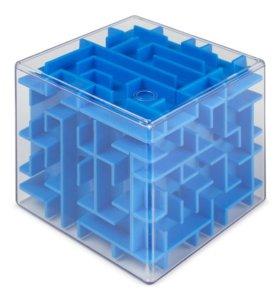 3D кубик-лабиринт