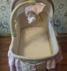 Колыбелька детская до 6 месяцев
