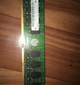 Оперативная память 1g DDR2