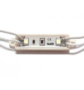 Светодиодный модуль герметичный 0.24W 12V (CW)