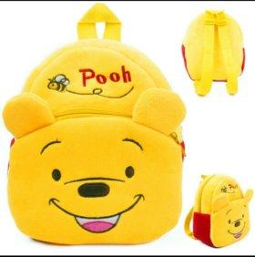 Новый мягкий рюкзачек для малышей