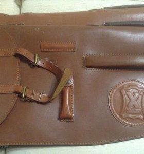 Новый кожаный чехол HOLSTER для ружья