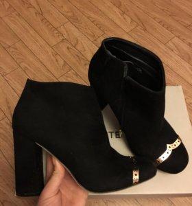 Сапоги ботинки Elizabeth