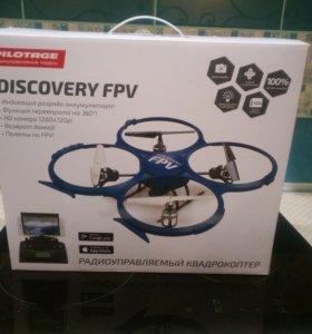 Квадрокоптер Pilotage Discovery FPV