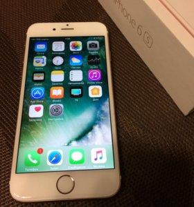 iPhone 6s 128gb Rose Gold отличное состояние