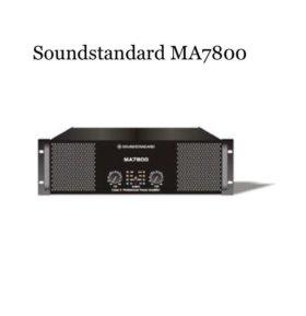 Усилитель звука soundstandard MA7800