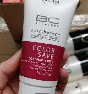 Bonacure средство от посеченных кончиков волос.