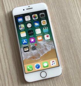 iPhone 7 32gb Silver отличное состояние