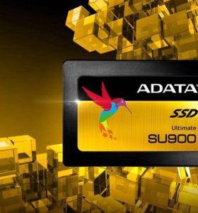 SSD ADATA Ultimate SU900 MLC NAND 128 Гб