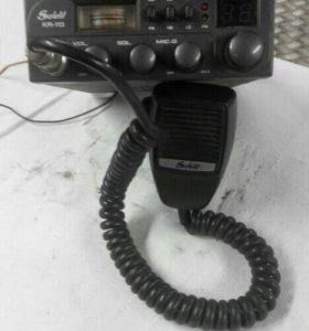 Радиостанция из 90х