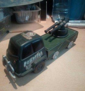 Игрушка военная машинка