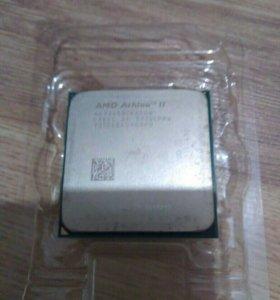 Процессор 2x athlon    AMD