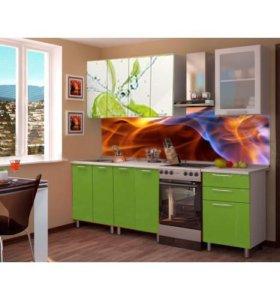 Кухня Лайм 2.0 м